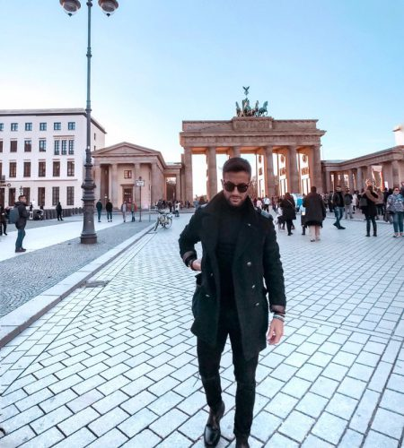 Weekend in Berlin – at Hotel Am Steinplatz