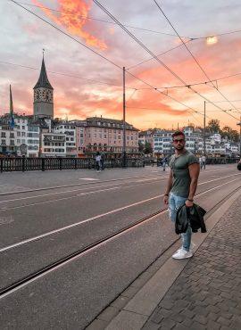 Estate a Zurigo