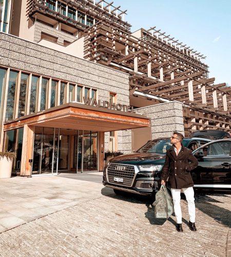 Waldhotel in Luzern – Nature & luxury comfort