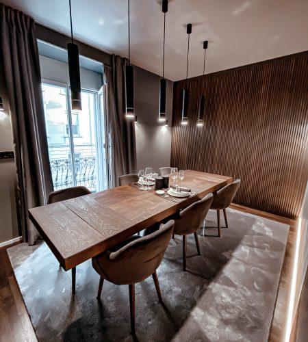 Le Bijou – the luxury airbnb in Switzerland