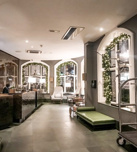 Londra – Radisson Blu Edwardian hotel